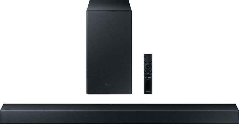Samsung HW-A430 (2021) 2.1 Soundbar (Bluetooth, WLAN (WiFi), 270 W)