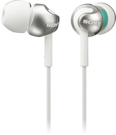 Sony Kopfhörer »In-Ear Kopfhörer MDR-EX110«