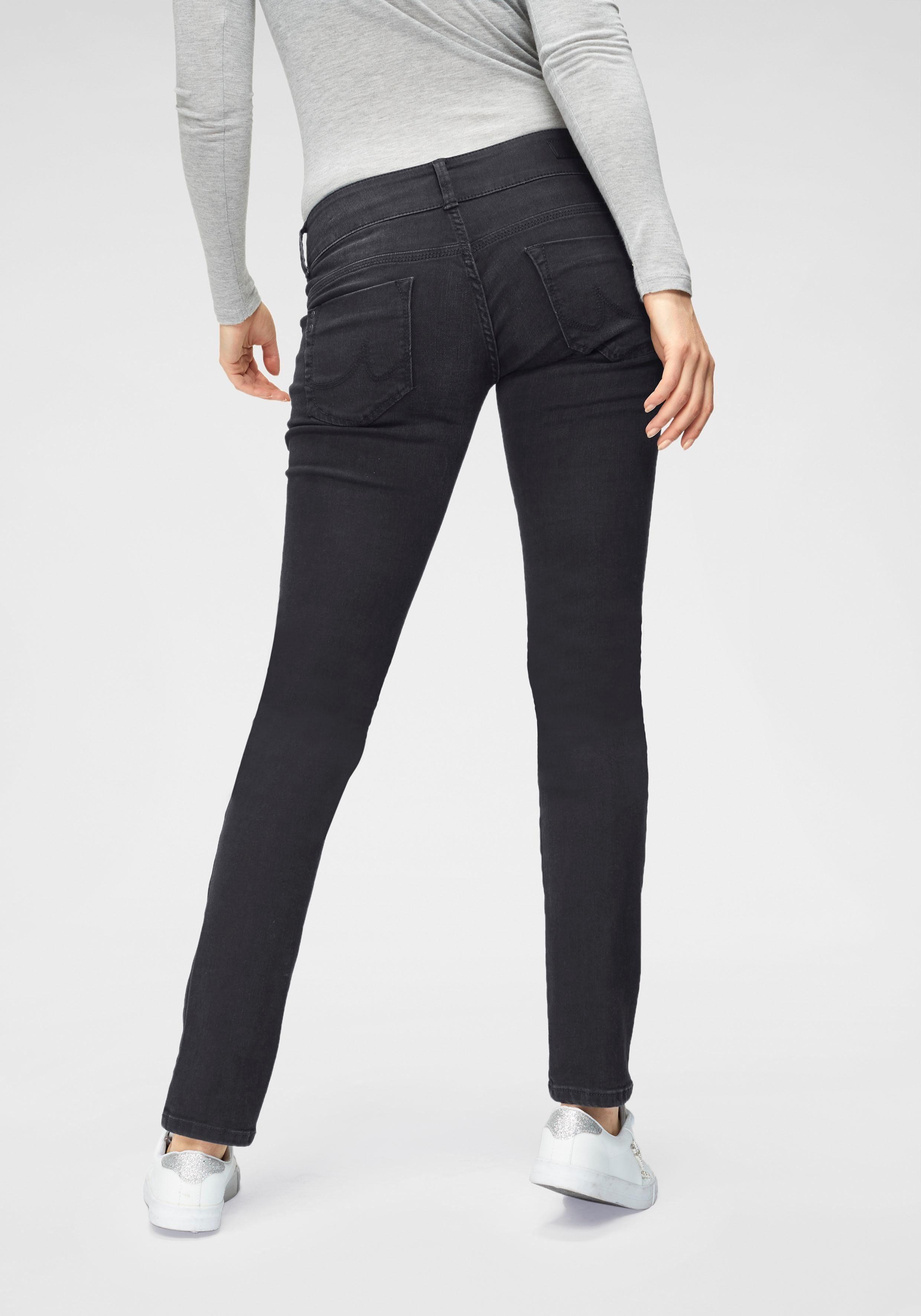LTB Slim fit Jeans »MOLLY« mit komfortablem Doppelknopf Bund online kaufen | OTTO