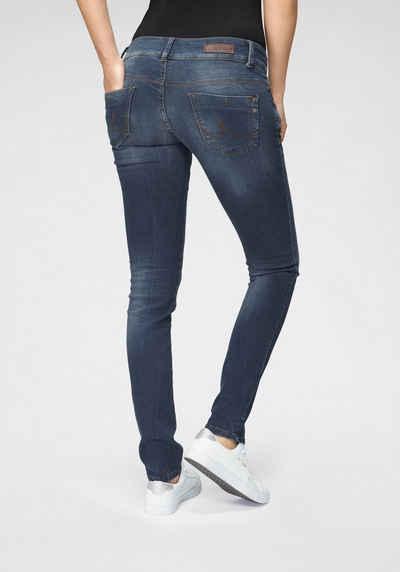 LTB Slim-fit-Jeans »MOLLY« mit komfortablem Doppelknopf-Bund