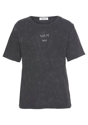 T Design Im Replay shirt Rockigen d6IzqPI0
