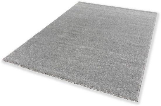 Teppich »Pure 190«, SCHÖNER WOHNEN-Kollektion, rechteckig, Höhe 21 mm