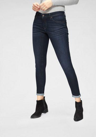 Mavi Skinny-fit-Jeans »LEXY« mit Super-Slimming- und Push-Up-Effekt