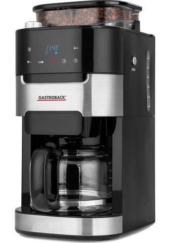 GASTROBACK Kavos virimo aparatas su Mahlwerk Grin...