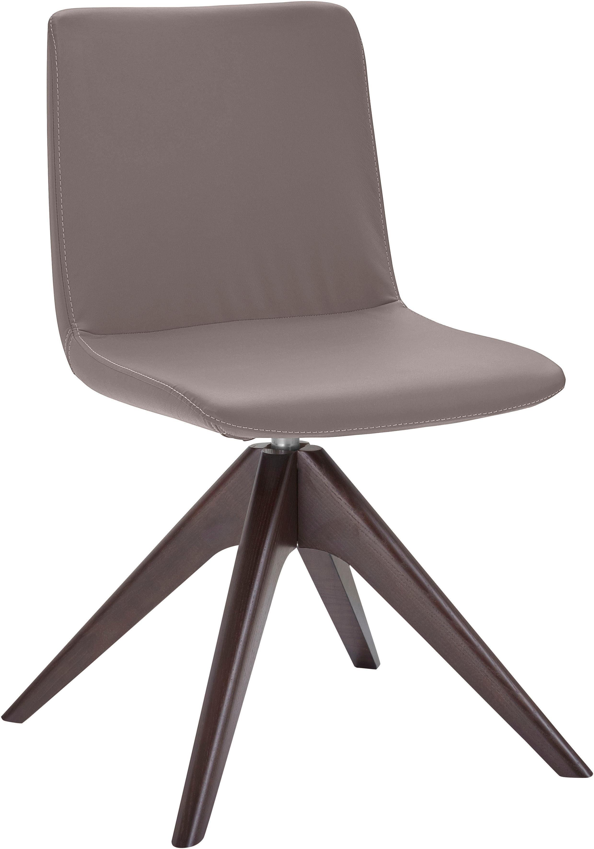 andas Stuhl »Helen« mit Beinen aus massiver Esche und Drehfunktion online kaufen   OTTO