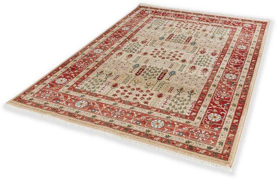 Teppich »Trani 194«, ASTRA, rechteckig, Höhe 12 mm, Orient-Dekor, mit Fransen