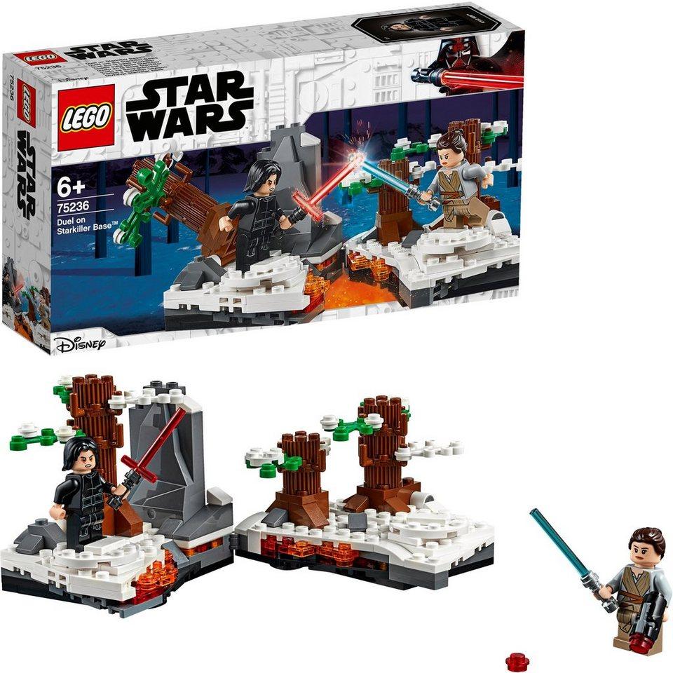LEGO® Konstruktionsspielsteine »Duell Um Die Starkiller-Basis