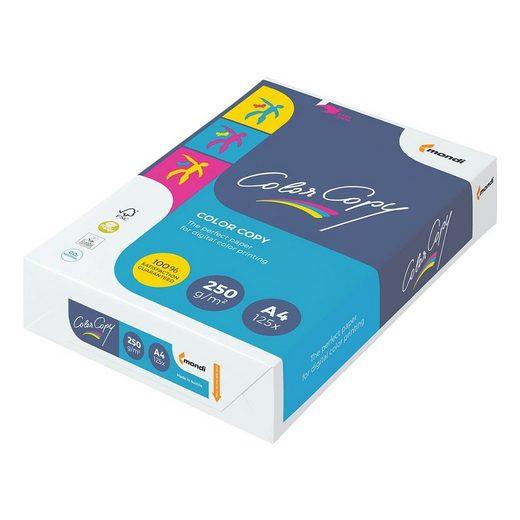 Mondi Business Paper Farblaser-Druckerpapier »Color Copy«, Format DIN A4, 250 g/m²