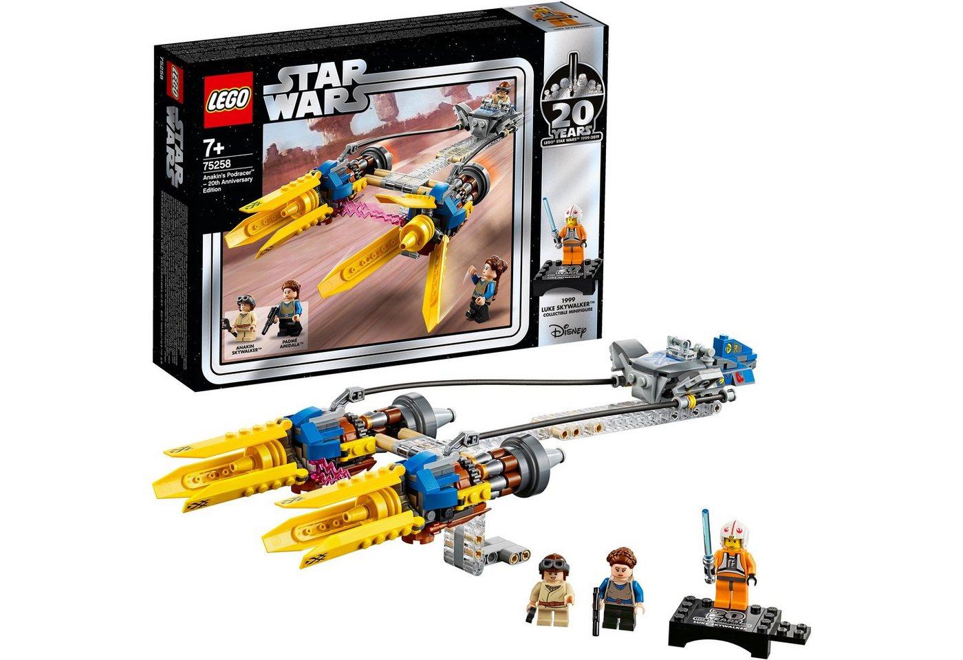 Image of LEGO 75258 Star Wars: Anakin´s Podracer™ 20 Jahre LEGO Star Wars