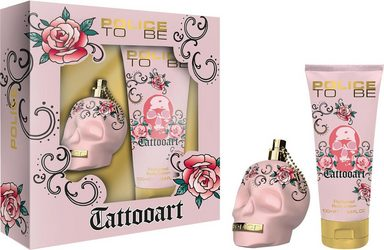 Police Duft-Set »Tattooart For Her«, 2-tlg.