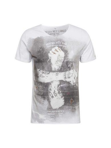 Key Largo Print-Shirt »MT DOUBT round«