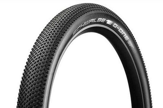 Schwalbe Fahrradreifen »G-ONE Allround LiteSkin 27,5+ Faltreifen«