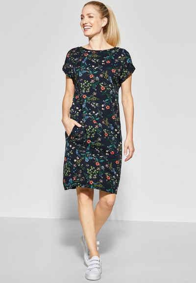 20aa233d0b78b Cecil Sommerkleid mit allover Blumenprint