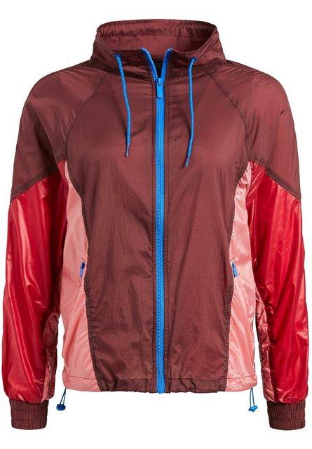 khujo Trainingsjacke »ALBERTA« (1-St) im multi-color Materialmix | Sportbekleidung > Sportjacken > Trainingsjacken | khujo