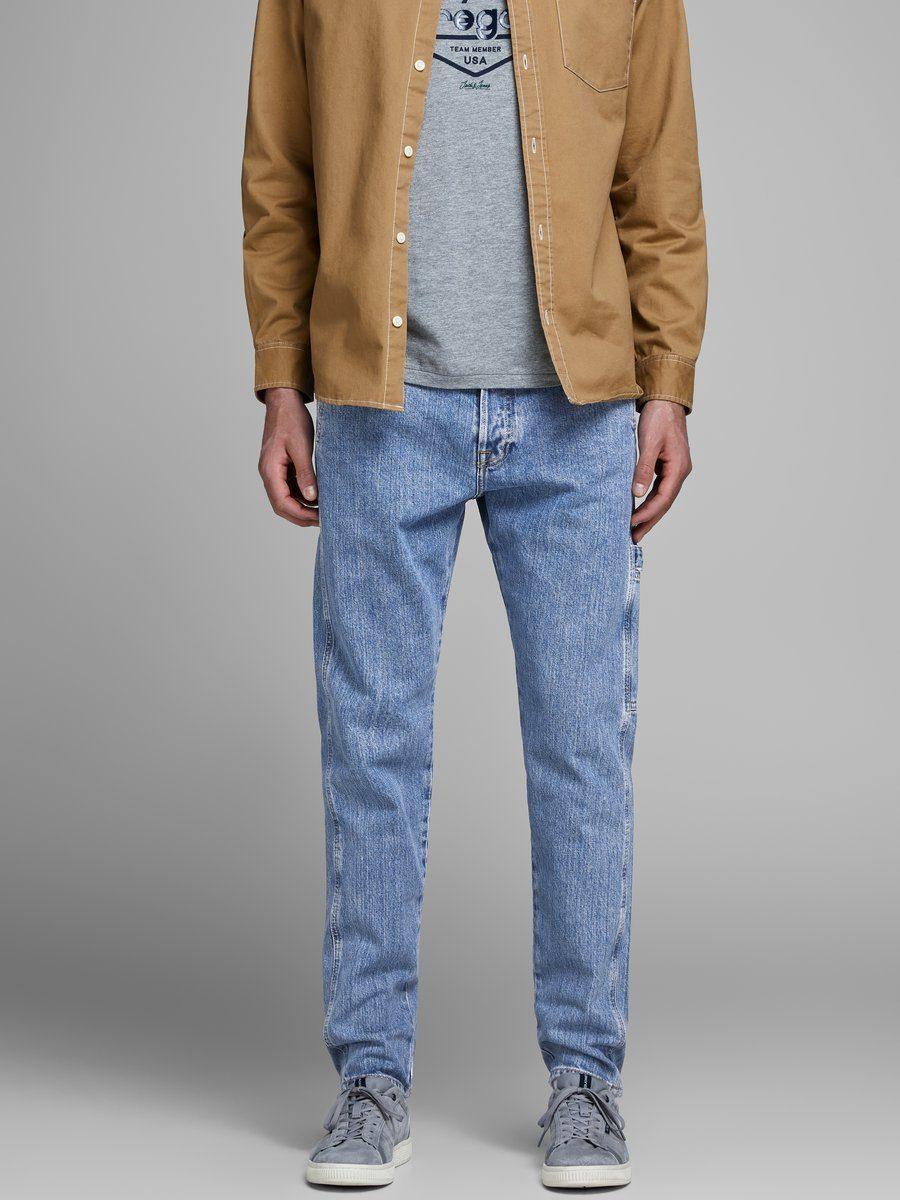 Jack & Jones FRED TOOL CJ 039 Tapered Fit Jeans