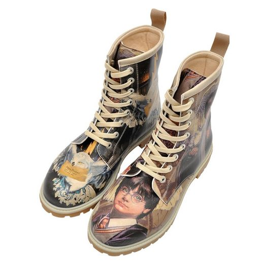 DOGO »Harry and Hedwig Harry Potter 42« Stiefel Vegan