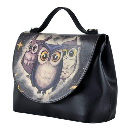 Henkeltasche Henkeltasche Vegan Family« Vegan »owls Dogo »owls Family« Dogo zffvnqS4