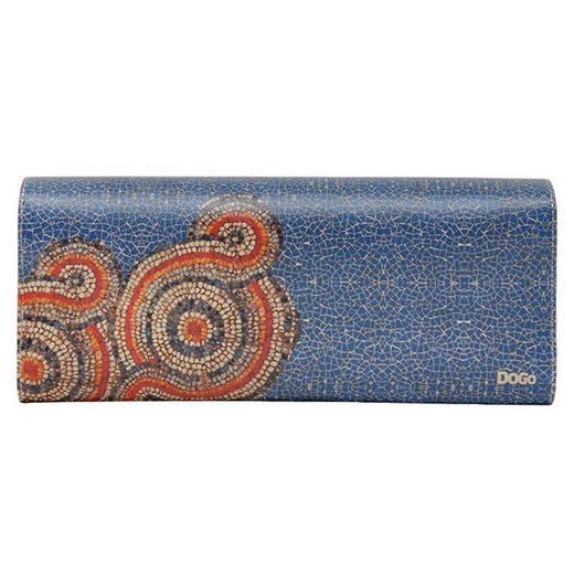 »blue Dogo »blue Mosaics« Mosaics« Vegan Vegan Clutch Dogo Dogo Clutch »blue Clutch qEzqrnv
