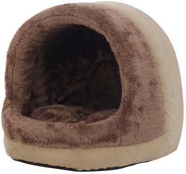 HEIM Hundehöhle und Katzenhöhle »Safari«, BxTxH: 35x39x37 cm