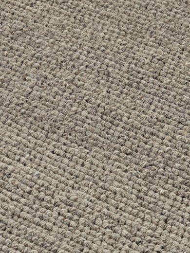 heine home Handwebteppich Melange Effekt