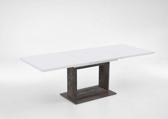 Esstisch, Breite 160-230 cm