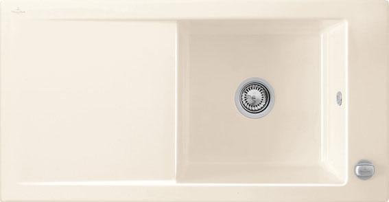 Villeroy & Boch Einbauspüle »Timeline 60« mit Abtropffläche, 100 cm breit | Küche und Esszimmer > Spülen > Einbauspülen | Villeroy & Boch