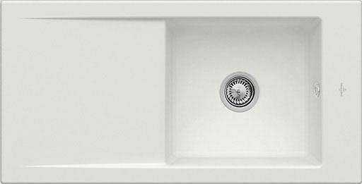 Villeroy & Boch Einbauspüle »Timeline 60« mit Abtropffläche, 100 cm breit | Küche und Esszimmer > Spülen > Einbauspülen | Grau | Villeroy & Boch