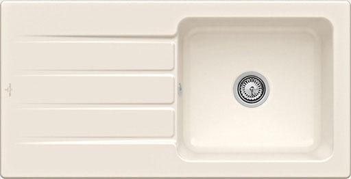 Villeroy & Boch Einbauspüle mit Abtropffläche »Architectura 60«, 100 cm breit | Küche und Esszimmer > Spülen > Einbauspülen | Villeroy & Boch