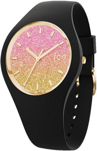 ice-watch Quarzuhr »ICE lo - Black Mango - Small - 3H, 16904«