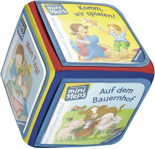 Ravensburger Greifling »ministeps® Mein erster Bücherwürfel«