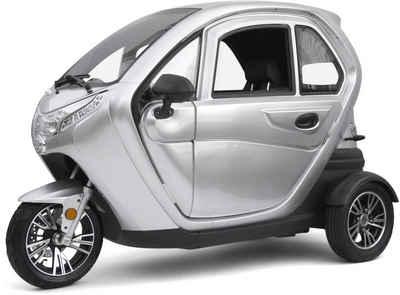 """ECABINO Elektromobil »Elektro-Kabinenroller """"eLizzy"""" mit Vorort-Einweisung«, 25 km/h"""