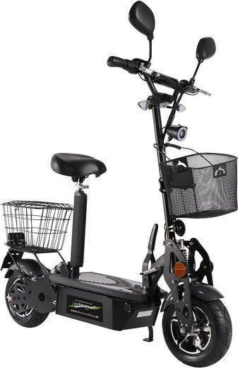 """Didi THURAU Edition E-Scooter »""""Street"""" Safety - zusätzlich mit Blinker - 45 km/h«, 1800 W, 45 km/h"""