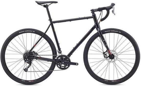 FUJI Bikes Gravelbike »JARI 2.5«, 16 Gang Shimano Altus Schaltwerk, Kettenschaltung