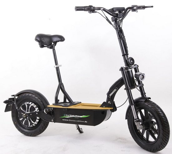 """Forca E-Scooter »""""Eco-Tourer Speed"""" 45 km/h Basic«, 1200 W, 45 km/h"""