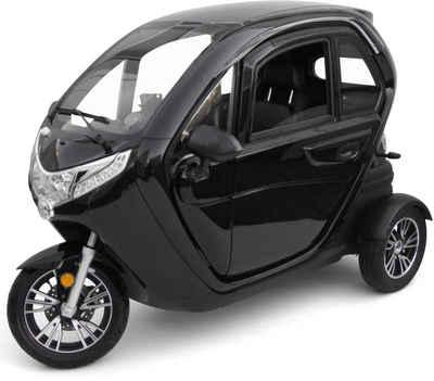 """ECABINO Elektromobil »Elektro-Kabinenroller """"eLizzy"""" mit Vorort-Einweisung«, 45 km/h"""