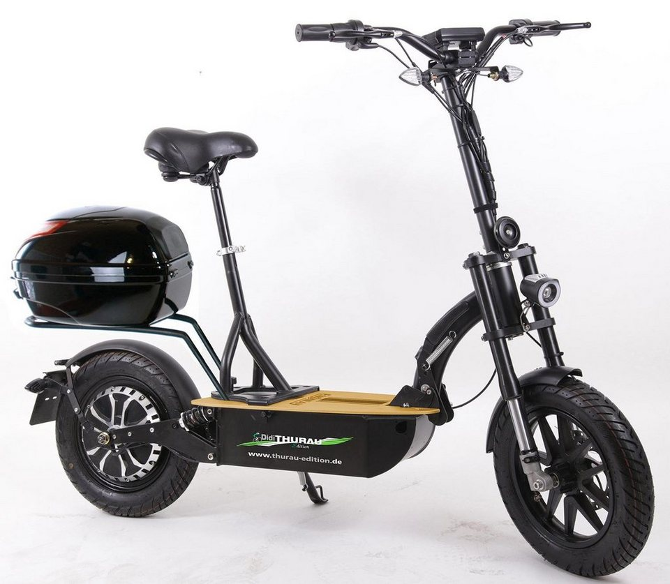 didi thurau edition e scooter elektroroller eco tourer. Black Bedroom Furniture Sets. Home Design Ideas