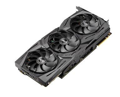 Asus GeForce ROG-STRIX-RTX2080TI-O11G »Nvidia Turing-GPU-Architektur«