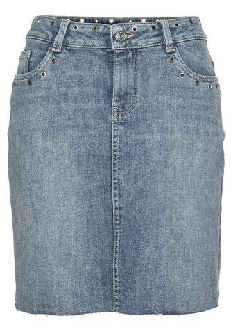 S.OLIVER Džinsinis sijonas