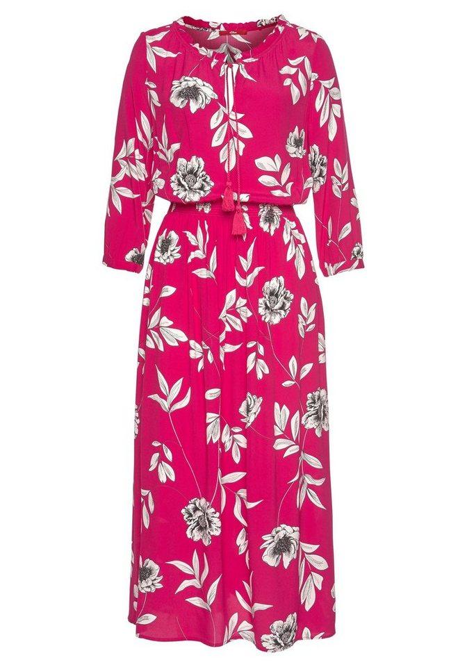 neueste Kollektion Durchsuchen Sie die neuesten Kollektionen noch nicht vulgär s.Oliver Blusenkleid mit bequemem Smoke-Einsatz in der Taille online kaufen  | OTTO