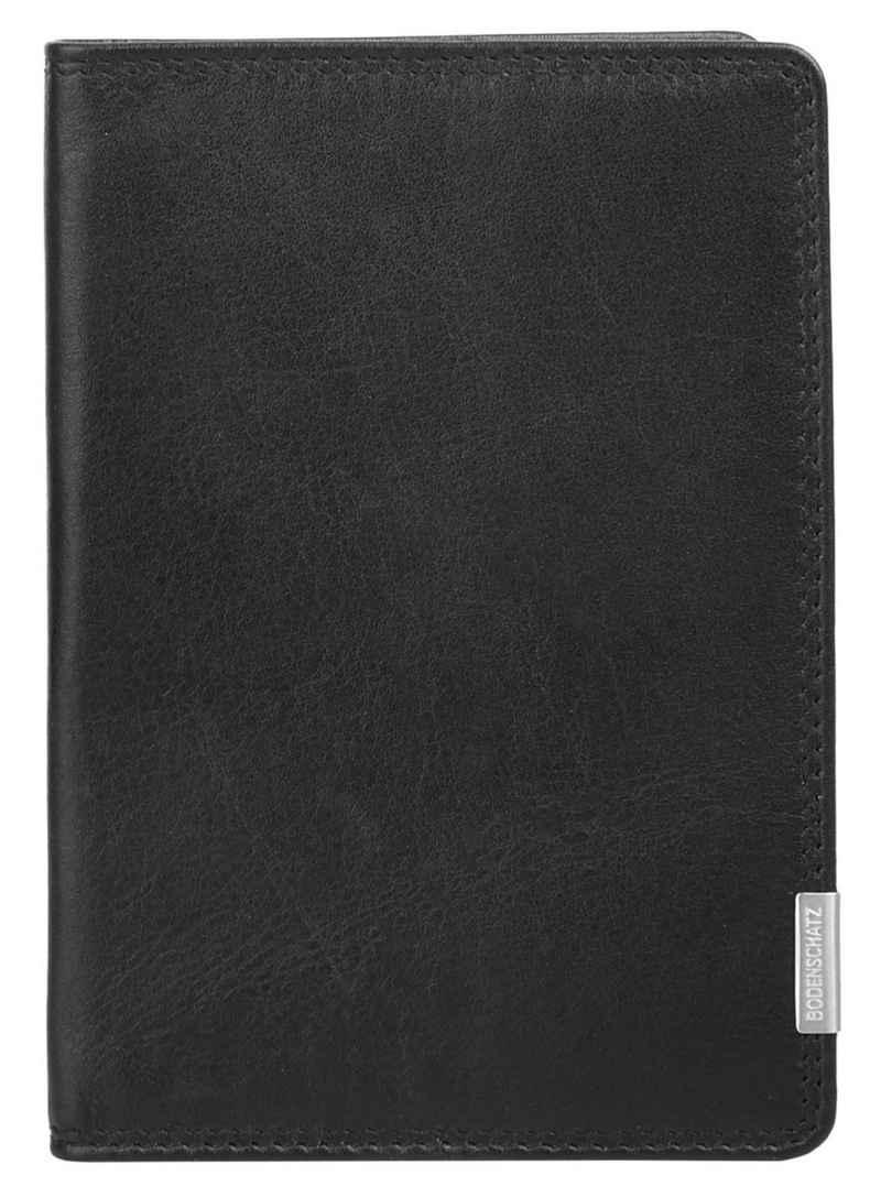 BODENSCHATZ Brieftasche »KINGS NAPPA« (1-tlg), besonders schlankes Design