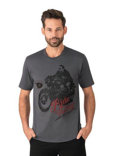Trigema T-Shirt Biker