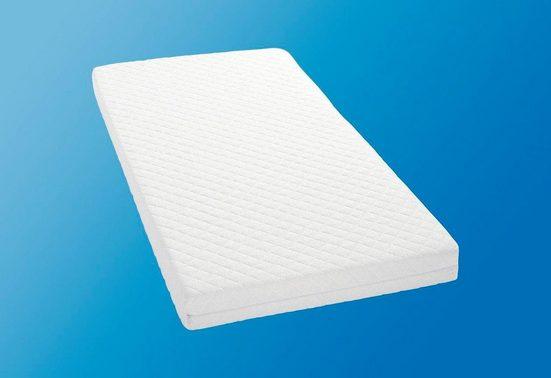 Komfortschaummatratze »Baby Soft«, Zöllner, 7 cm hoch