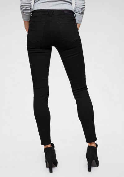 5f76b01bc55101 TOM TAILOR Denim Skinny-fit-Jeans »Nela« im 5-Pocket-