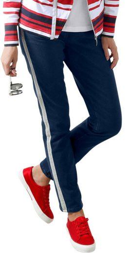 Classic Basics Jeans in modischer Waschung