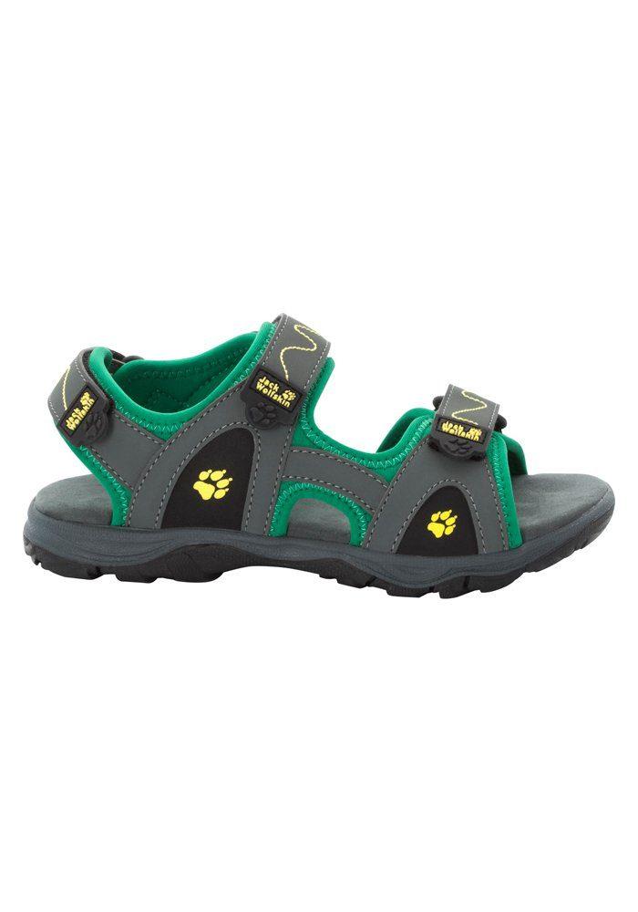 Jack Wolfskin »KIDS WATER RAT 2« Sandale, Outdoor Sandale für Alltag und Freizeit online kaufen | OTTO