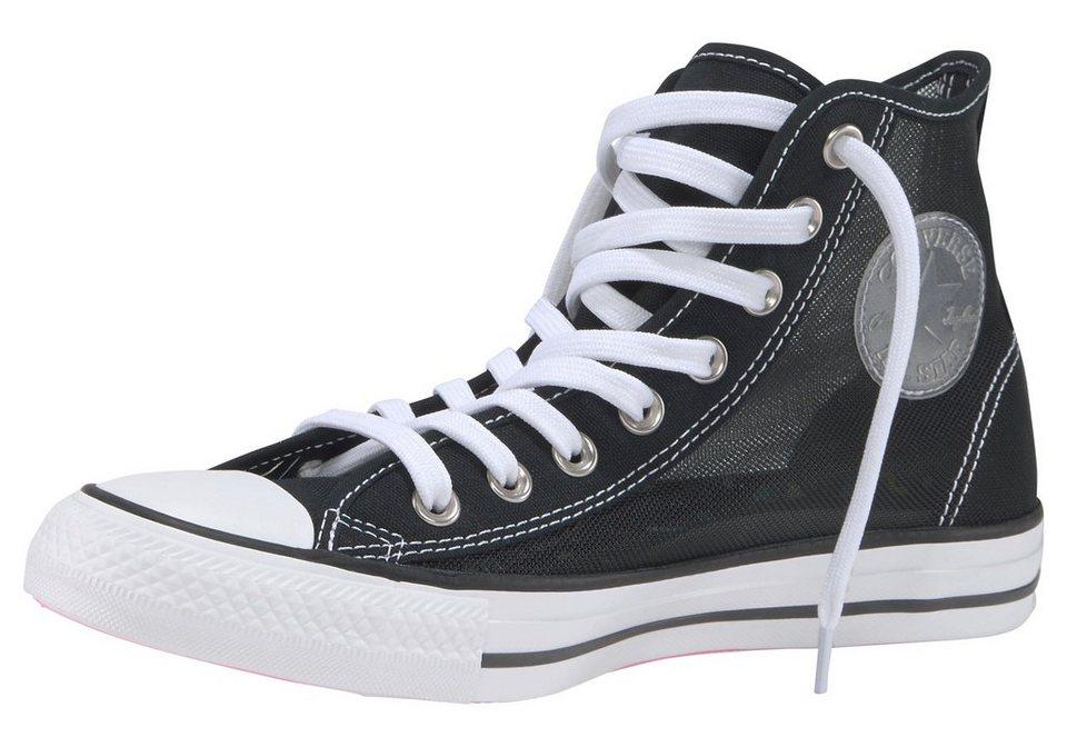 converse chuck taylor all star see through hi sneaker. Black Bedroom Furniture Sets. Home Design Ideas