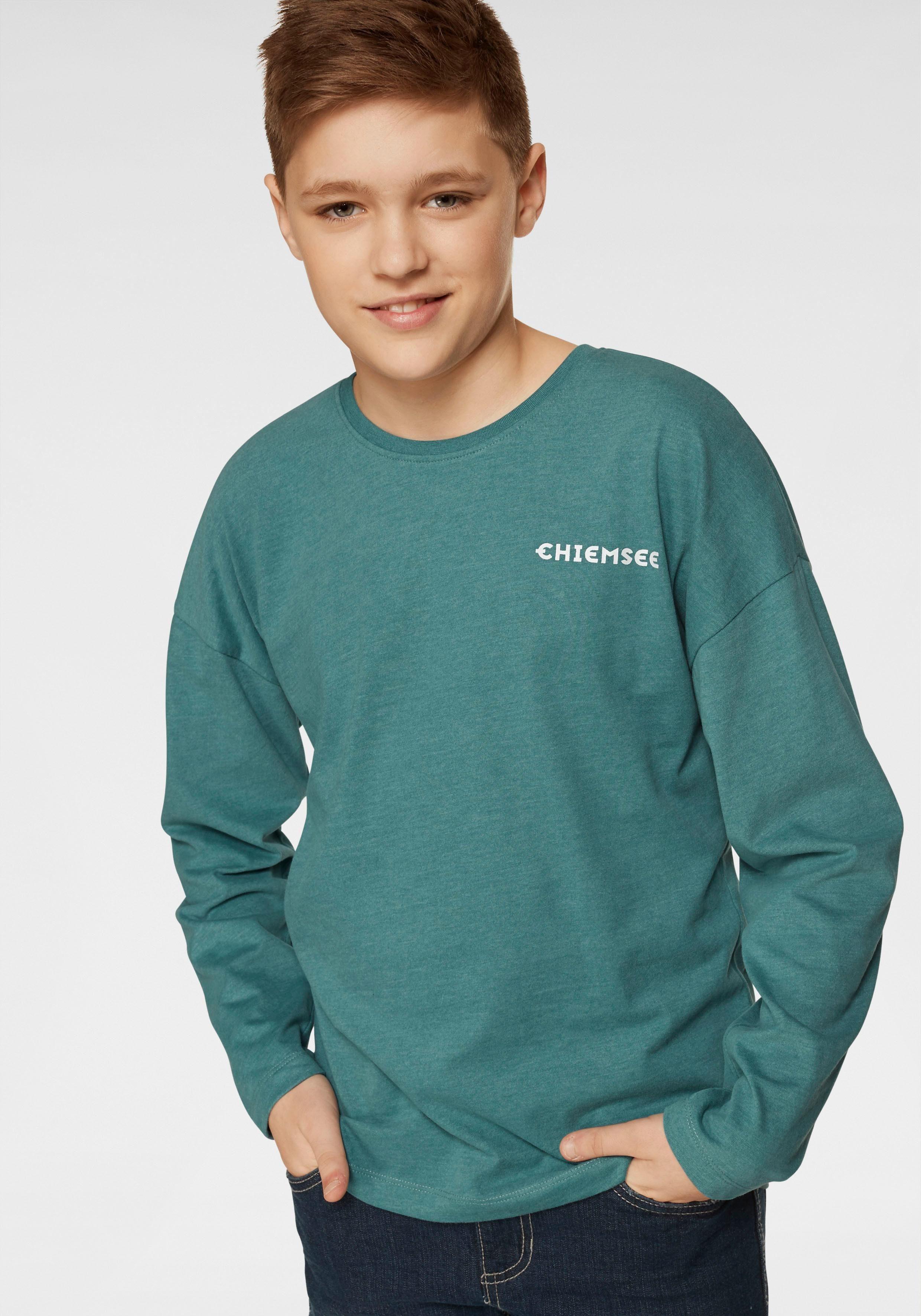 Chiemsee Langarmshirt mit coolen Drucken, Langarmshirt von Chiemsee für Jungen online kaufen | OTTO