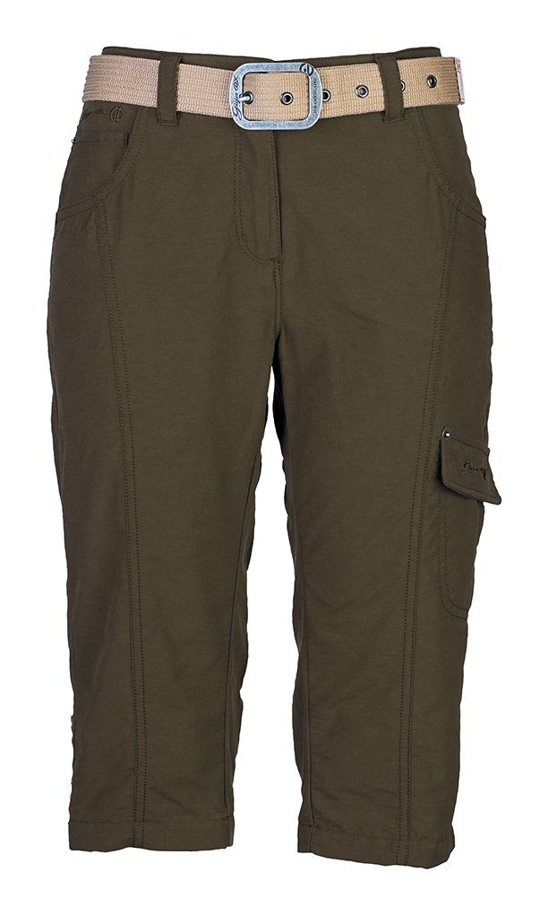 4th & Reckless Bundfaltenhose »jimmy Trousers« Orange