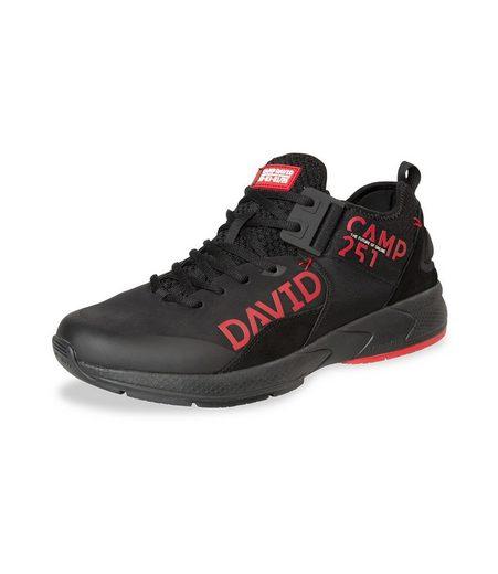 CAMP DAVID Sneaker mit Wechselfußbett