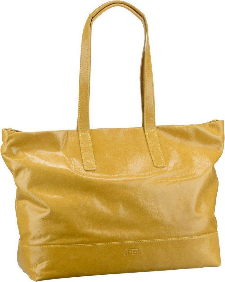 Damen Jost Handtasche »Boda 6619 Shopper« gelb  Damen Handtaschen